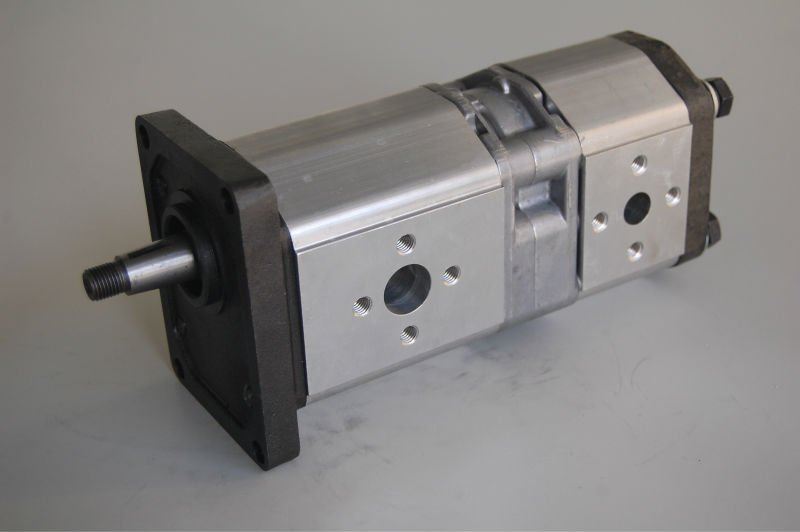 Hydraulic Tandem Gear Pumps Products From China Mainland