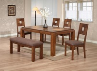 New fashion Furniture/Fashion furniture/Dining Tables and Chairs/Wooden Furniture/SDDT-B4468-WPL+343+342+5236
