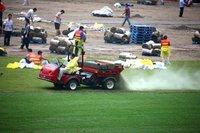 Искусственные газоны и покрытие для спорт площадок Fenghe FH-007