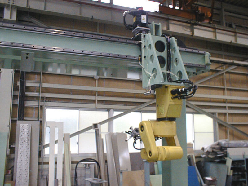 AUTO-LOADER FOR THREAD ROLLING MACHINE