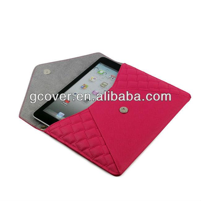2014 new clutch case for ipad Mini, for Mini ipad case
