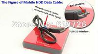 оригинал новые для toshiba v6 2,5-дюймовый USB 3.0 1 ТБ внешний переносной мобильный жесткий диск hdd