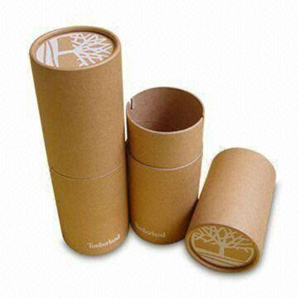 custom paper tube packaging
