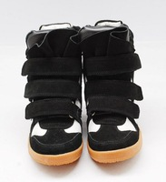 Женские кеды FASHION WOMEN`S ISABEL MARANT SHOES CASUAL SNEAKERS EUR34-41 REAL LEATHER ISABEL MARANT SHOES BOOTS