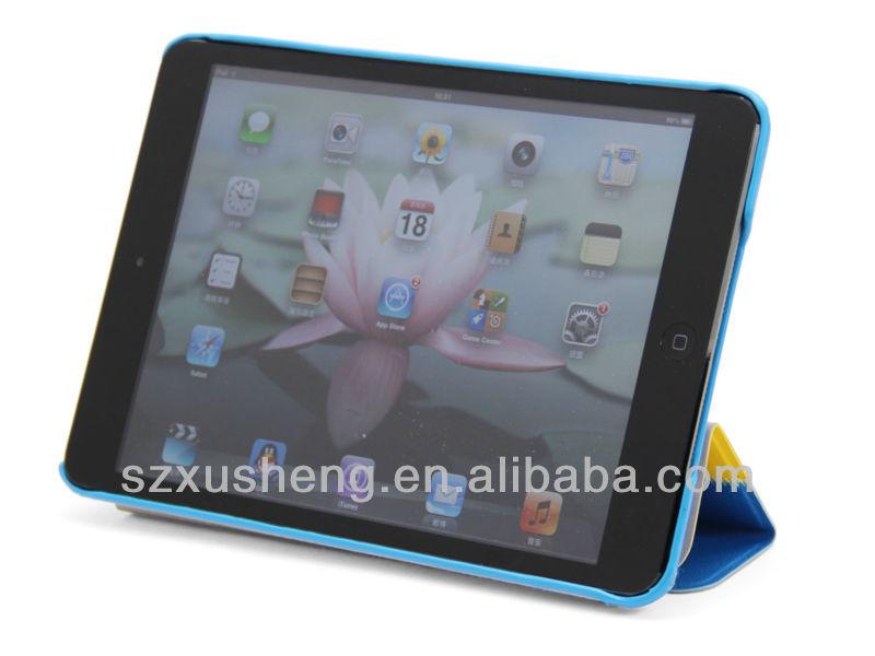 smart cover for iPad mini,slim case,fashionable