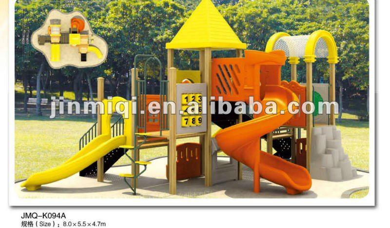 Superior Air De Jeu Exterieur #9: Aire De Jeux Exterieur Maison Enfant : Bois Ext Rieur Enfants  Quipements  De Jeux