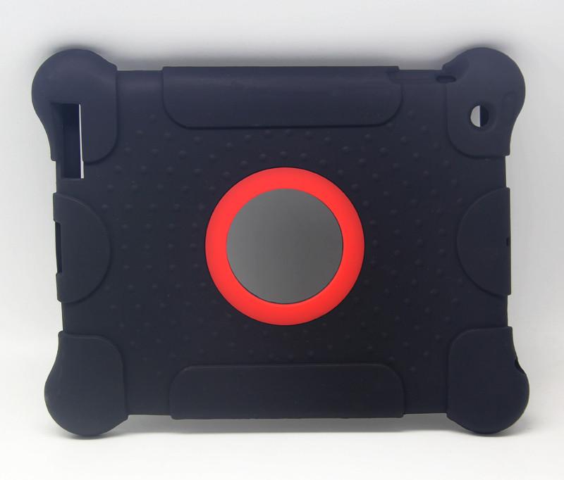 silicone protective cute case for ipad mini cover