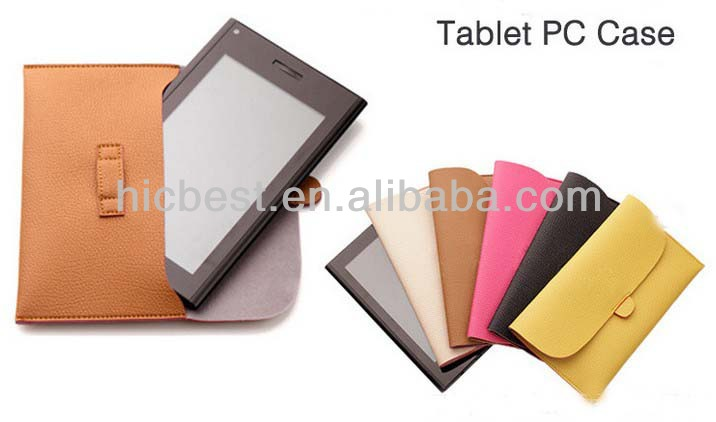 Soft PU Leather Case Tablet PC Case Cover For iPad 4/iPad Mini/iPad Air