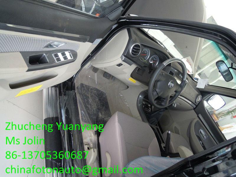 4*4wd Double cabin Diesel Foton Conqueror Pickup