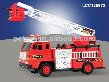 Excavator toy model