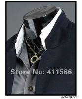 Мужской блейзер Slim fit /grey/navy Xs/l X 01 X01