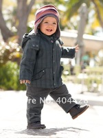 Детская одежда для мальчиков 3 size 5pcs/lot car winter coat boy coat kid outerwear 20121024E