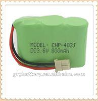 Аккумулятор Geilienergy CPH/403j v/tech ni/mh 3.6V 800mAh  GLE- 403J