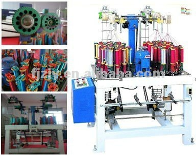 High Speed Cord Braiding Machine/Textile machine 2012