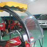Adult three wheel motorcycle rickshaw tricycle