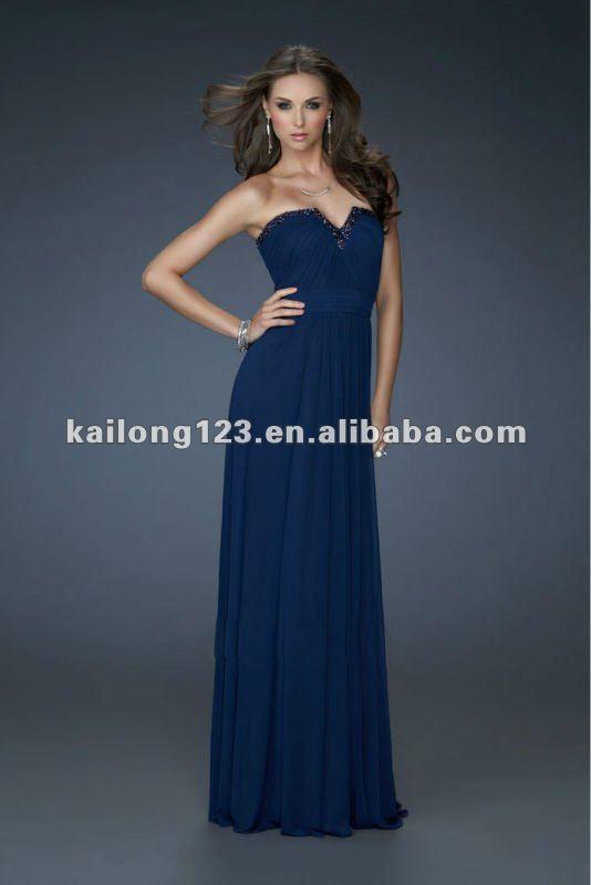 buy online 59a3a fef7f Vestiti da sera per le donne – Eleganti modelli di abiti