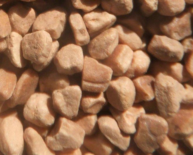 LF walnut shells sandblasting grits