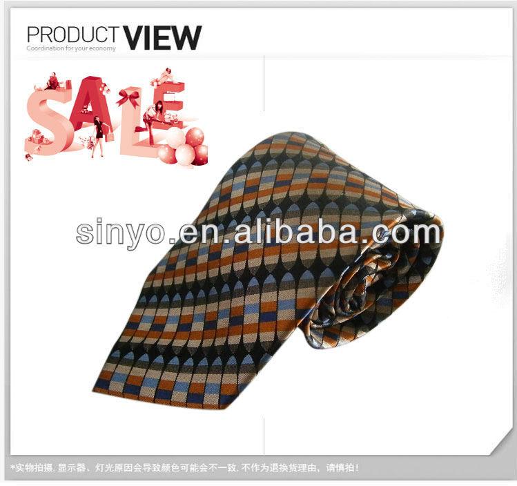 stock neck tie