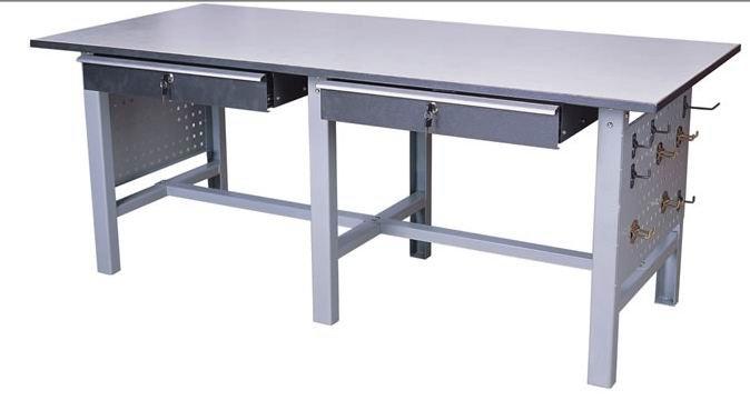 Custom Steel Workbench Diy Customize Steel Workbench