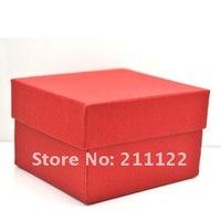 Подарочная коробка для ювелирных изделий 20pcs/lot, Gift Boxes watch Paper box black/red