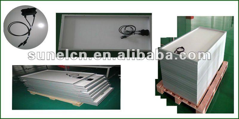 Monocrystalline Solar Panel 165w,170w,175w,180w,185w,190w,195w