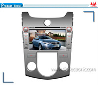 GPS-навигатор DH-6506F 8inch Touch Screen 2Din Car DVD Player with GPS Navigation for KIA FORTE With FM/IPOD/RDS/DVB-T