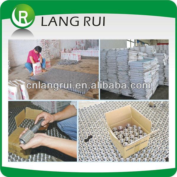 Building Material, Rebar Coupler, Rebar Splicing Sleeve