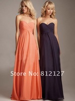 New Hot Sale Women's Wedding Dress Evening  Bridesmaid Cocktail Party Long Dress