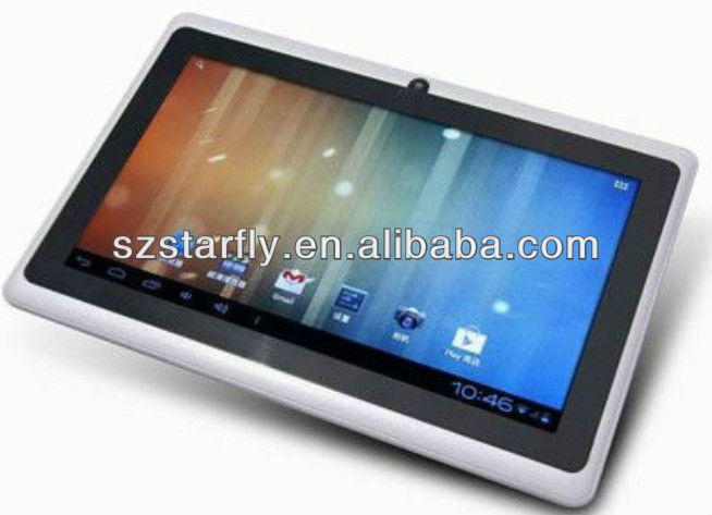 7 inch tablet with Q88 mid tablet pc manual dual core tablet 7 inch