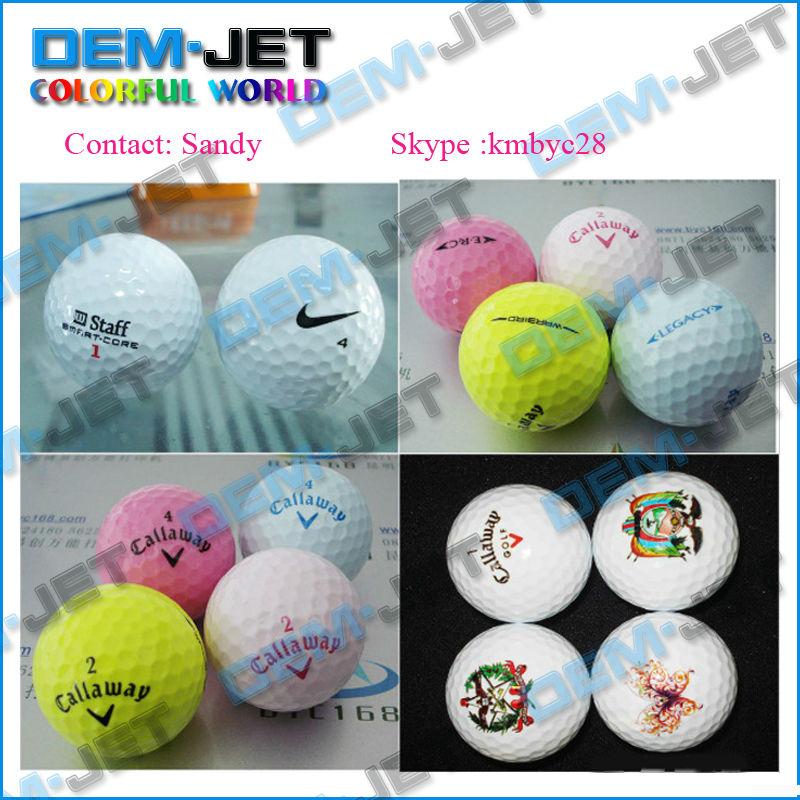 Ball Label Printer Tennis Ball Logo Printer A3
