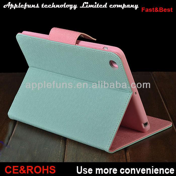 2014 New for ipad mini case,leather case for ipad mini,for ipad case
