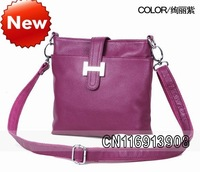 Маленькая сумочка Best selling women's100% genuine leather multifunction handbag shoulder messenger bag WW6