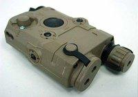 Тактические peq 15 стиль airsoft ris аккумулятор случае поле Тан