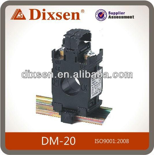 DM-20 200/5 mini low voltage low cost current transformer