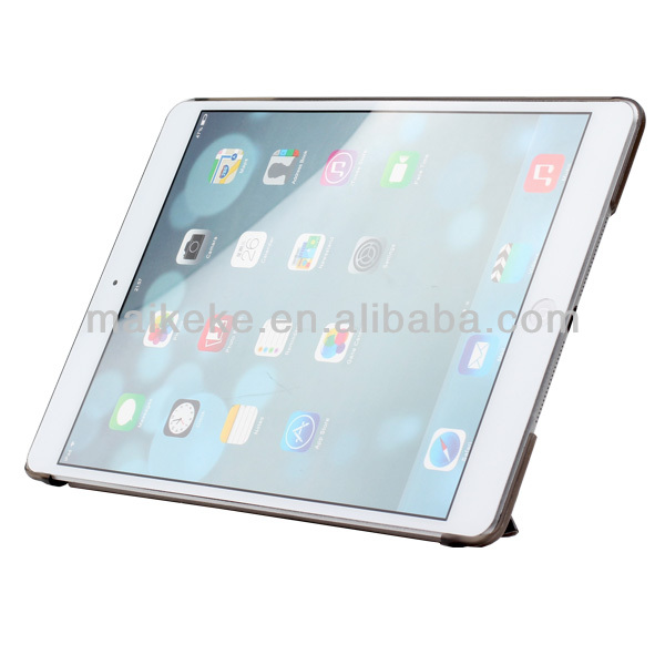For ipad case,Smart cover for I pad 5 cover