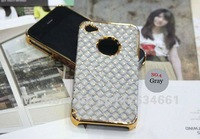 Чехол для для мобильных телефонов Retailing 4S Case For iPhone Platinum Cover Ultra Slim Design For Apple iPhone Case luxury Phone Accessory