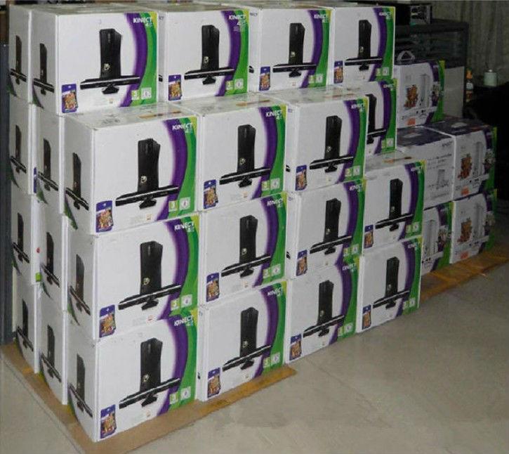 Xbox Slim 4gb Specs Set For 4gb Xbox-360 Slim