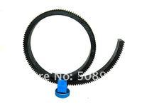 Аксессуары и Запчасти для фотокамер Fotga DP500 Adjustable Follow Focus Gear Belt Ring For DSLR Video Cameras 5D ll 7D D60 D600 D90 D300s GH1 A55 46mm to 110mm Lens