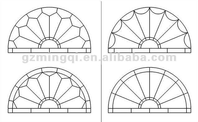 Aluminum Arch Window Top Window Buy