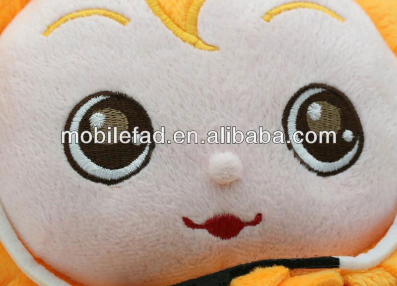 Ingrosso carino bambole di pezza/rag doll/bambole di pezza peluche
