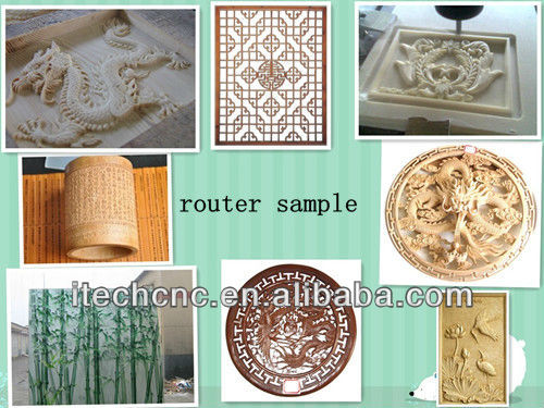 router sample