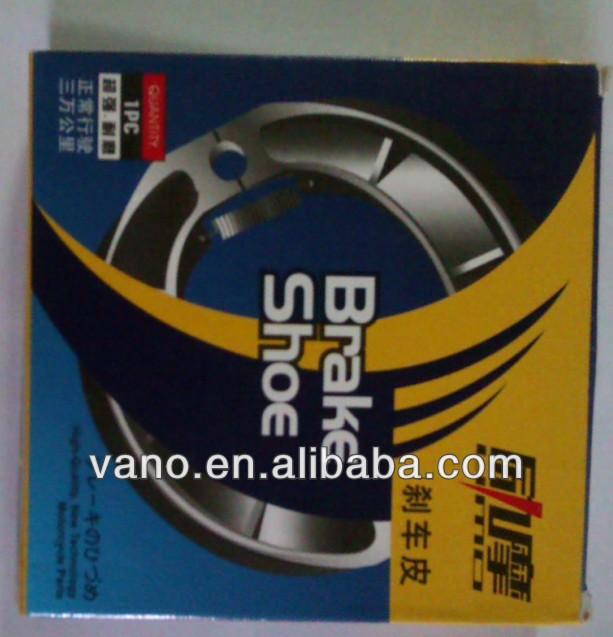 Motorcycle Brake Shoes CG125 125cc 105 X 25 mm Motorcycle