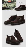 Мужская обувь 0060 Men's Formal Sneaker Business Genuine Leather Flats Shoes Cowhide Casual