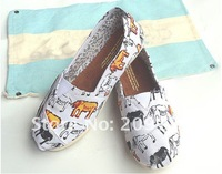 free shipping Classic American Brand Canvas flat Shoes Fashion Shoes Loves Size: 34 -- 45//