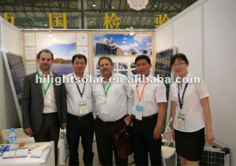 PV solar panel 130w TUV,IEC,CEC,CE,ISO