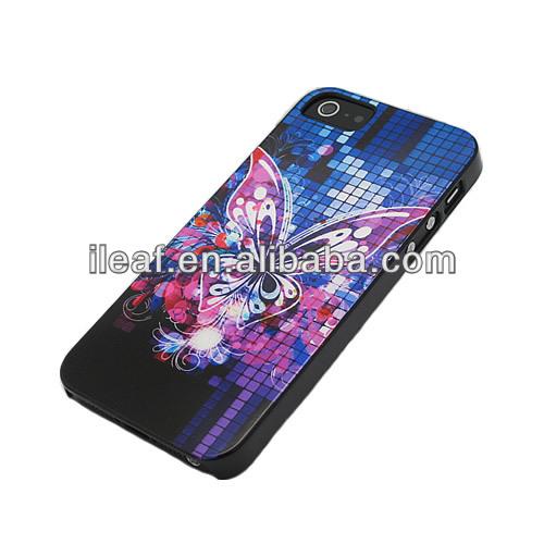 DIY custom case for iPhone 5 hard case mobile phone case
