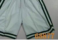 Мужские шорты для баскетбола Rondo Kevin Garnett Pierce Men's Basketball Shorts white black green