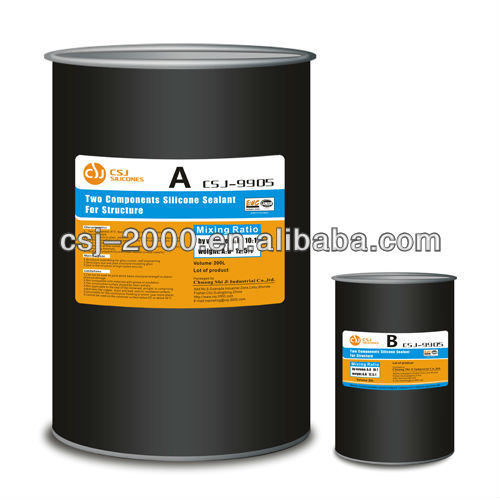 Two Components Silicone Sealant For Insulating Glass Assembly (CSJ-9900)