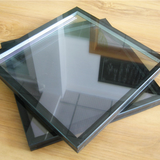 Reflective insulated dobule glazing for comerical buliding,facade,window