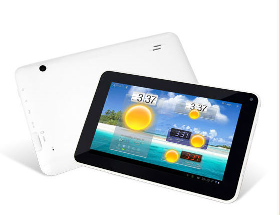 FG-701 7 inch Dual core tablet with dual camera